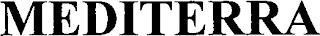 MEDITERRA trademark
