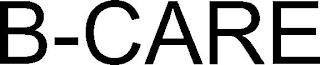 B-CARE trademark