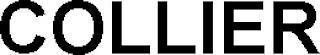 COLLIER trademark