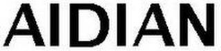 AIDIAN trademark