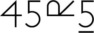45R5 trademark