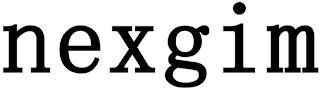 NEXGIM trademark