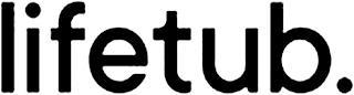 LIFETUB. trademark