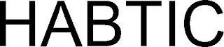 HABTIC trademark