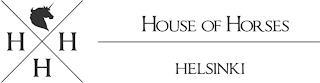 HHH HOUSE OF HORSES HELSINKI trademark