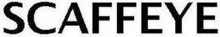 SCAFFEYE trademark