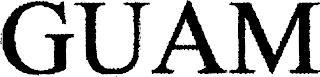 GUAM trademark