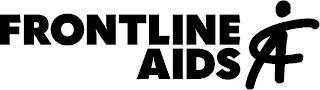 FRONTLINE AIDS trademark