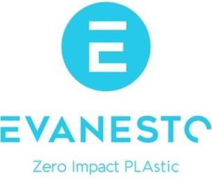 EVANESTO ZERO IMPACT PLASTIC trademark