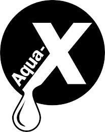 AQUA-X trademark