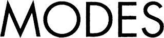 MODES trademark