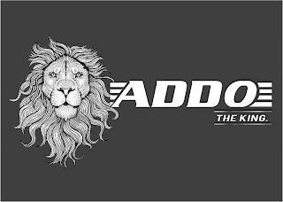 ADDO THE KING. trademark