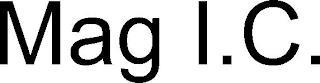 MAG I. C. trademark