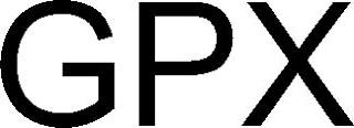GPX trademark