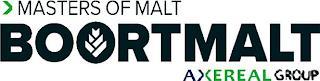 MASTERS OF MALT BOORTMALT AXEREAL GROUP trademark