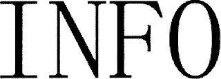 INFO trademark
