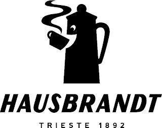 HAUSBRANDT TRIESTE 1892 trademark
