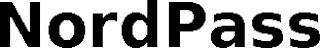NORDPASS trademark
