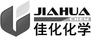 JIAHUA CHEM trademark