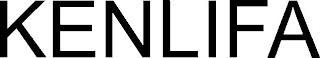 KENLIFA trademark