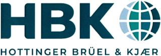 HBK HOTTINGER BRÜEL & KJAER trademark