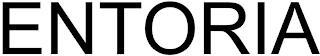 ENTORIA trademark