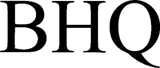BHQ trademark