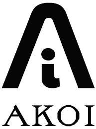 V I AKOI trademark