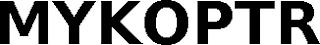 MYKOPTR trademark