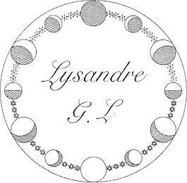 LYSANDRE G.L trademark