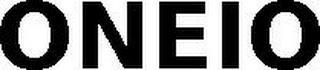 ONEIO trademark
