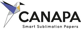 CANAPA SMART SUBLIMATION PAPERS trademark