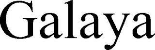 GALAYA trademark