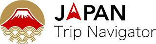 JAPAN TRIP NAVIGATOR trademark
