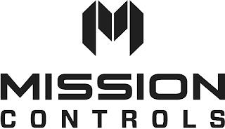 M MISSION CONTROLS trademark