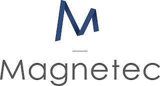 M - MAGNETEC trademark