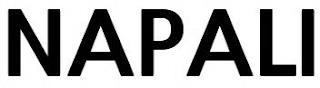 NAPALI trademark