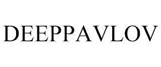DEEPPAVLOV trademark