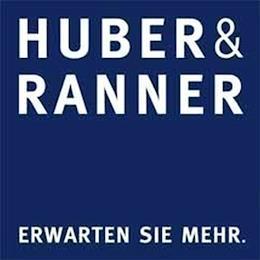 HUBER&RANNER ERWARTEN SIE MEHR trademark