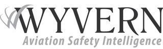 W WYVERN AVIATION SAFETY INTELLIGENCE trademark