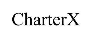 CHARTERX trademark