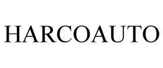 HARCOAUTO trademark