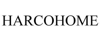HARCOHOME trademark