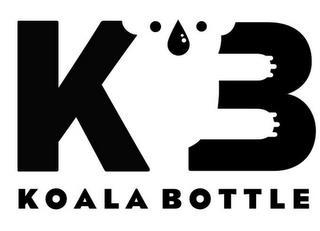 K B  K O A L A  B O T T L E trademark