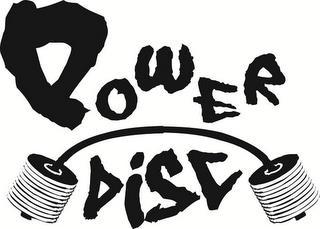 POWER DISC trademark