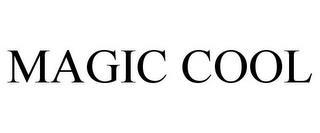 MAGIC COOL trademark