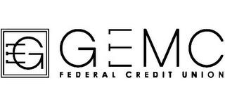 G GEMC FEDERAL CREDIT UNION trademark