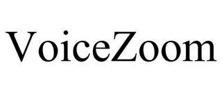 VOICEZOOM trademark