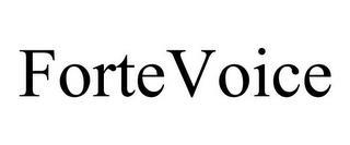 FORTEVOICE trademark