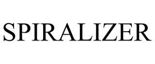 SPIRALIZER trademark